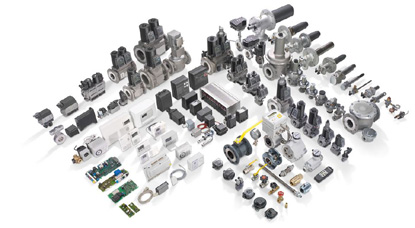 Combustion Systems and components supplied by QED